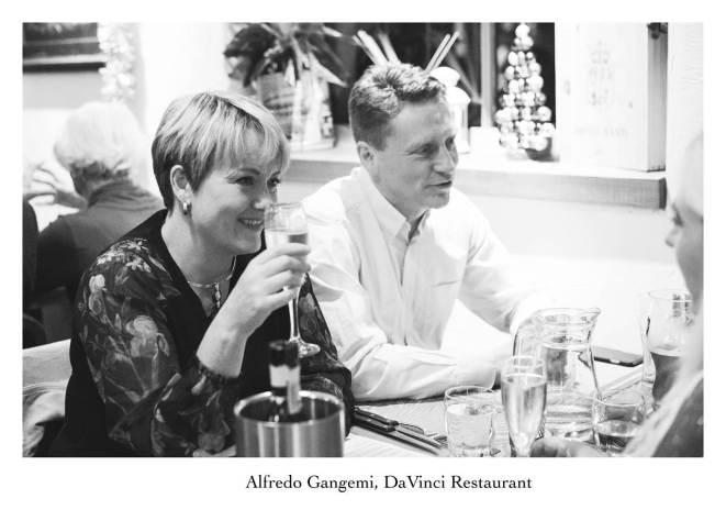 black and white photo of couple enjoying themselves (Copy)